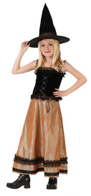 Apricot Witch Child Costume S