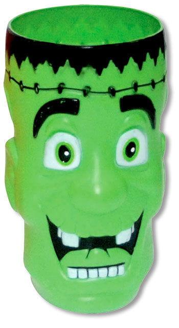 Halloween Trinkbecher Frankenstein