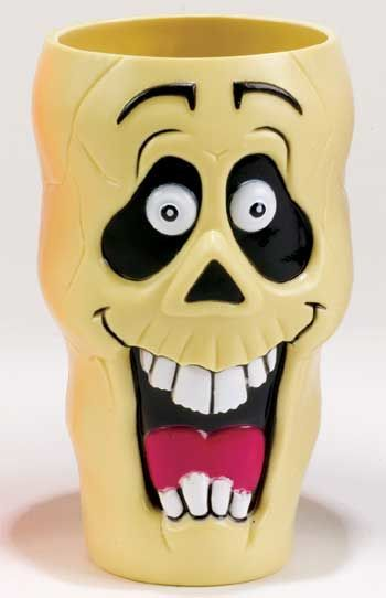 Halloween Trinkbecher Geist