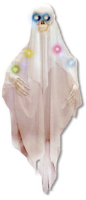 Luminous skeleton ghost