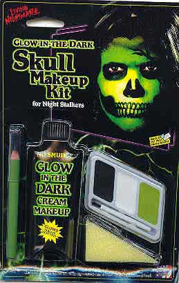 C: Make Up Glow in the Dark