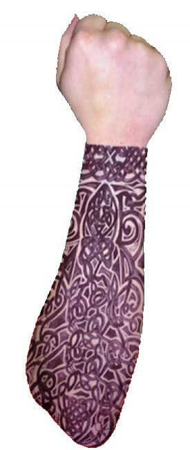 Tattoo Sleeves Celtic S/M