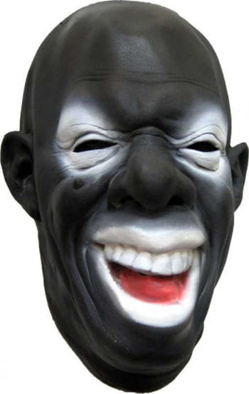 Black Clown Mask