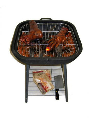 Bloody BBQ Grill with Sound / Light