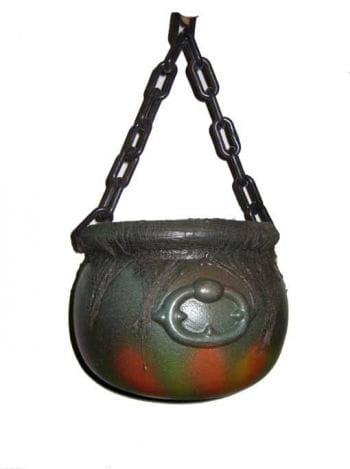 Rustic Cauldron Small 18cm