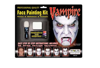 Vampire Complete Make Up Set