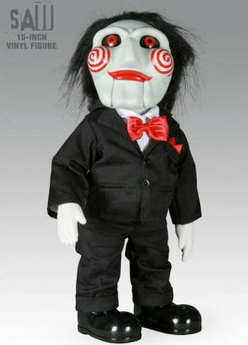 SAW Jigsaw Doll