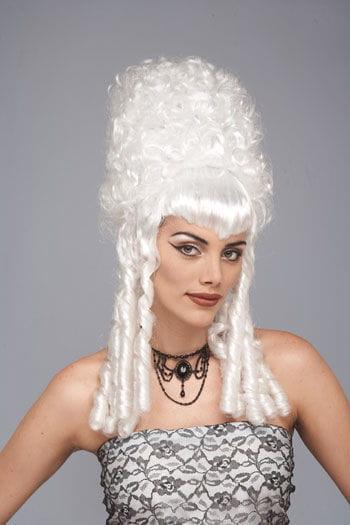 Mistress Wig Silver White