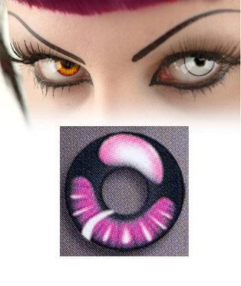Kontaktlinse Teardrop