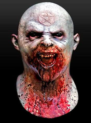 Satanic Golem Mask