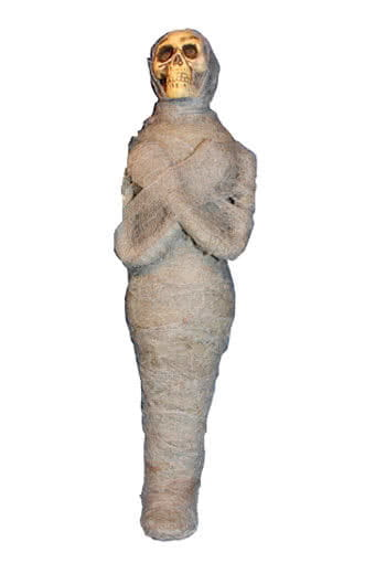 Mumie beige 30cm