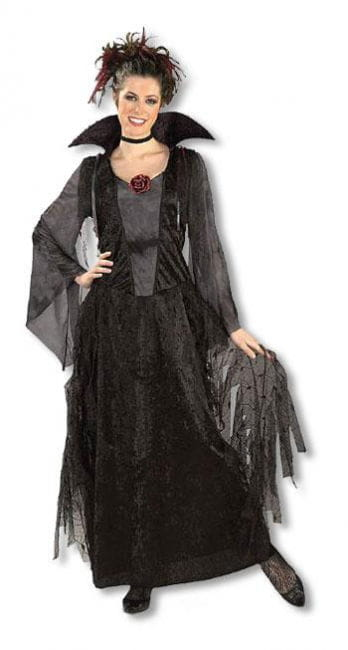 Midnight Vampira Costume SM