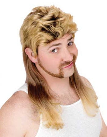 Mullet Men Percke blond