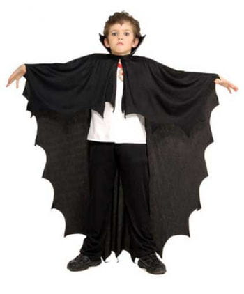 Dracula cape black children