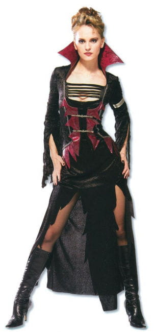 Scarlet Vampiress Costume