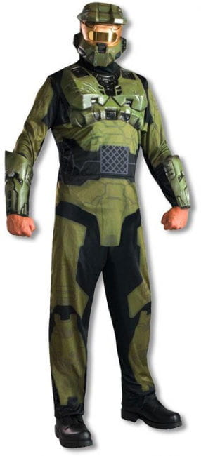 Original Halo 3 Economy Kostüm