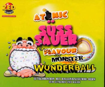 Monster Wonder Ball