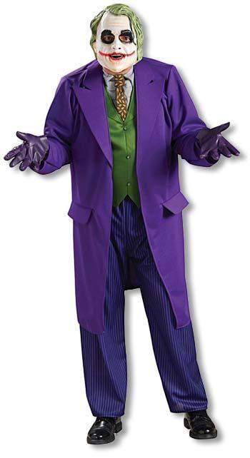 Joker Dark Knight Kostüm Gr. M/L 52-54