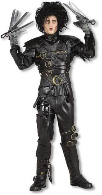 Edward Scissorhands Costume DLX