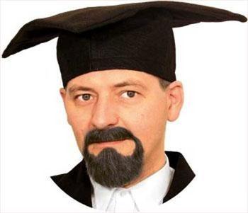 Professor Bart combination black