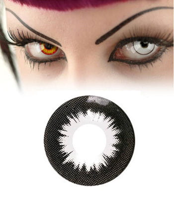 Contact lens Black Magic