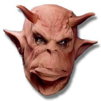 Orkhäuptling Foamlatex mask