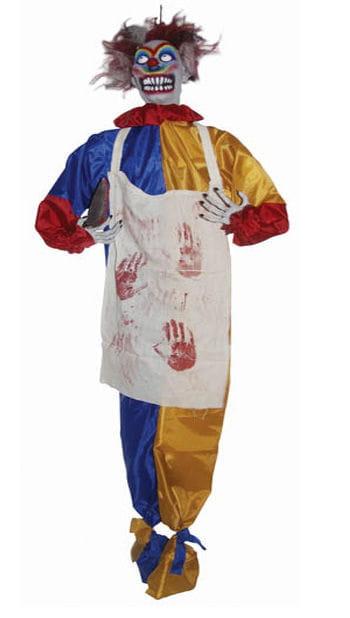 Psycho Monster Clown Hanging Figure