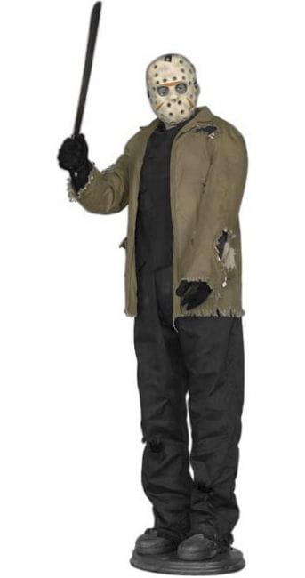 Jason Voorhees Animatronic 180cm