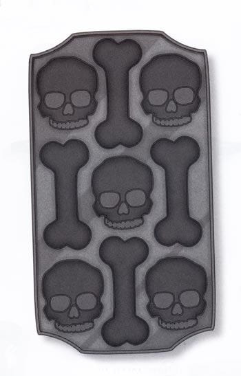 Skull & Bones Eiswürfel Form