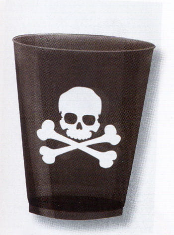 Cups Skull and Bones 16 St.