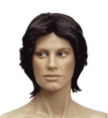Men`s Wig Florian Black