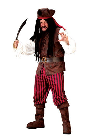 Pirate Costume Deluxe Gr. XL