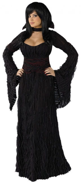 Death Fairy Costume Size M/L