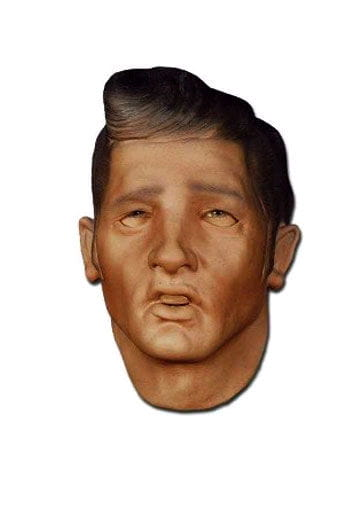 Elvis Foam Latex Mask