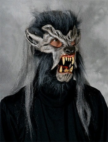 Night Crawler Werwolf Maske