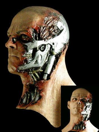 Human Cyborg Maske