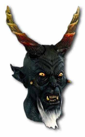 Erzdämon Baal Maske