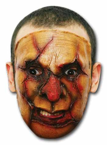 Serienkiller Peel Bill Maske