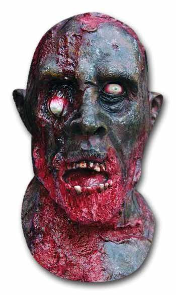 Car Crash Zombie Maske