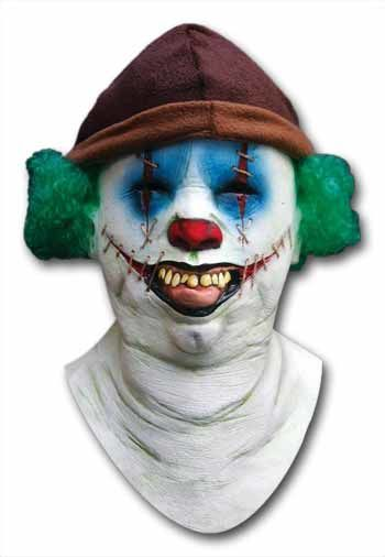 Pepino Clown Mask