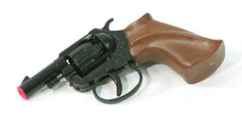 Children Revolver 8 shot 13cm
