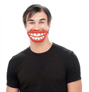 Big Mouth Mask