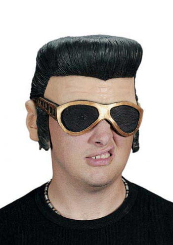 Elvis Halbmaske