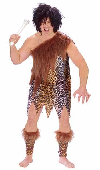 Neanderthal Costume