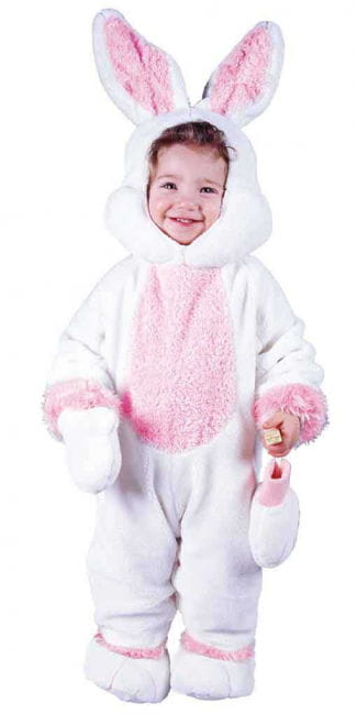 Cuddly Bunny Baby Costume. L