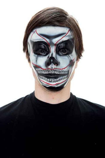 Scary Skull PVC Gesichtsmaske