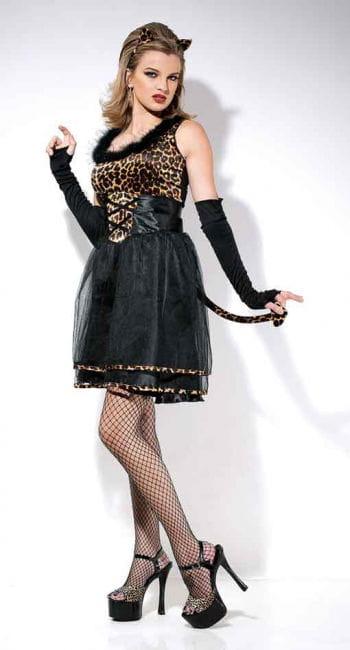 Leopard Kitten Costume Size M