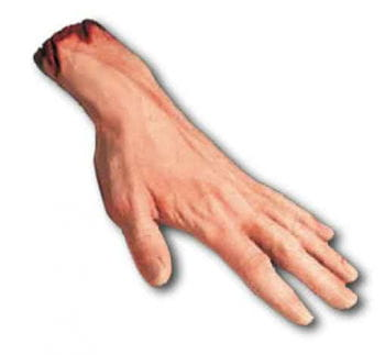 Realistic Hand links