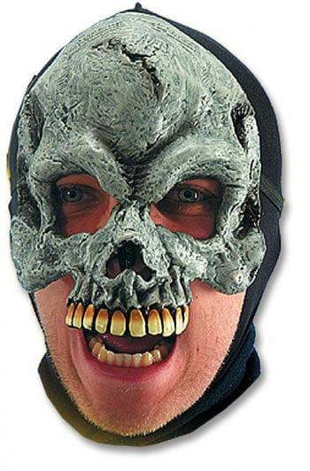 Totenschädel Halbmaske
