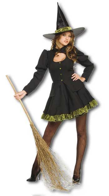 Totally Wicked Witch S / 32-34